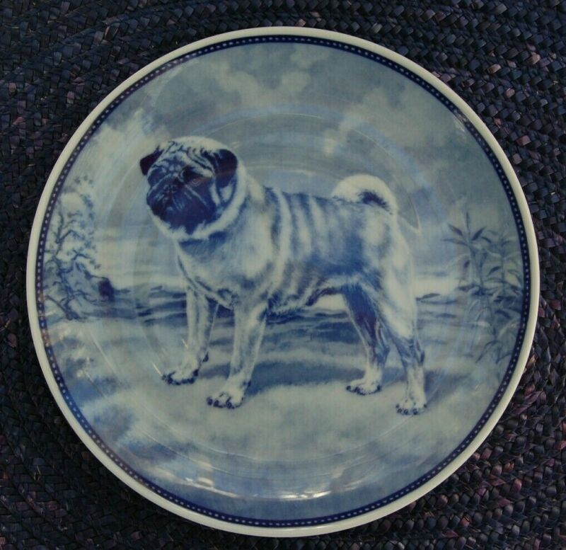 collectibles animals dogs pug