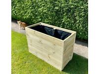 Planter box (price depends on size)