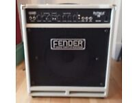 Fender Rumble 75 FSR Blonde Tolex Bass Amplifier (Kickback)