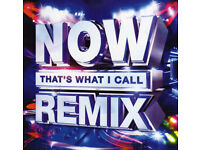 NOW THATS WHAT I CALL REMIX