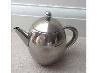 stainless steel teapot non-drip