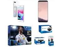 ****Bonus ball**** iPhone 8, Samsung S8 PS4 PSVR