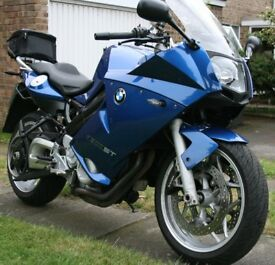 Immaculate BMW F 800 ST