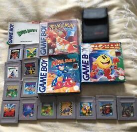 Nintendo Gameboy Bundle / Joblot