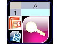 Excel Access Developer Programmer, Trainer: Spreadsheet, Database Development Programming, Training