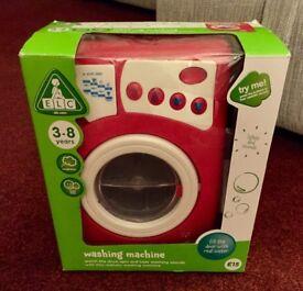 ELC toy washing machine