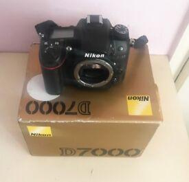 Nikon D7000 16.2MP Digital SLR Camera body