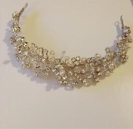 Bridal / Wedding Diamanté Hair Comb