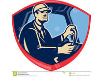driver male 57 seeks driving work
