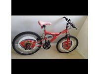 Red bicycle FREE DELIVERY fr 11 to 17 years