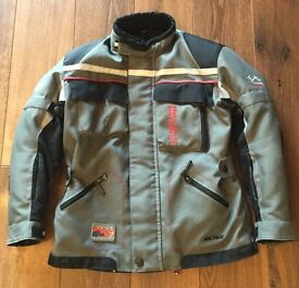 Kids Child Youth Motorcycle Clothing Jacket Trousers Boots