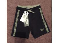Brand new baby boys Hugo boss shorts