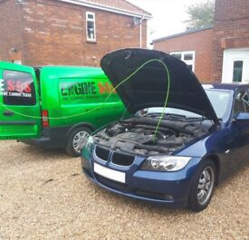 ENGINE CARBON CLEANING (NOVEMBER OFFER -2 X CARS FOR ONLY £110)