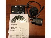 Olympus D-700 digital camera