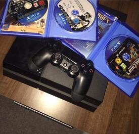 1TB PS4 BUNDLE