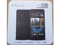 HTC One M7, 16GB, Brand NEW Condition, Boxed, Unlocked