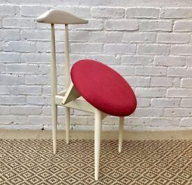 Vintage Valet Butler Bedroom Chair #385