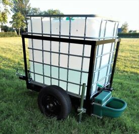 Stockmaster Cattle/Horse/Sheep Mobile Drinker