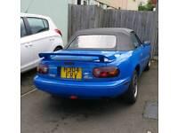 Mazdaspeed A-Spec Type-I rear spoiler