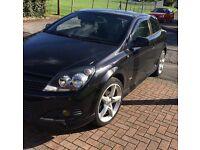 Vauxhall arsta 1.8vvt sportshatch -not BMW Audi Clio Mercedes black