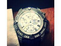 4ct Breitling Watch