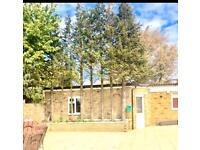 Private Independant Studio Annexe with kitchen and ensuite