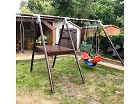 Kids TP climbing frame