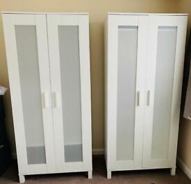 IKEA Aneboda Wardrobes.