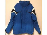 Spyder Rival Men Insulated Snow Ski Winter Jacket RRP £450 Mens Coat XL Extra Large