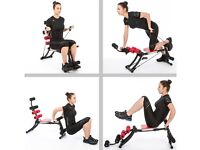 Ultra sport Multigym Exercise Chair.