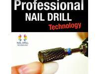 Professional Electric Nail Drill & Drill Bits.