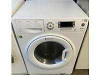 Hotpoint ultima new model 8 kg timer display fully working washing machine
