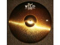 "Pearl Wild 500, 20"" Ride Cymbal - Heavy Ride"