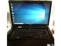 "Dell Inspiron 1545 15.6"" Laptop Intel dual core"