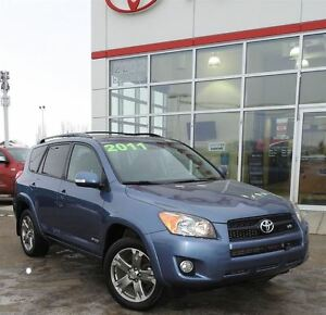 2011 Toyota RAV4 - BUY BEFORE DEC 10TH AND RECEIVE A $1000 PRE-P