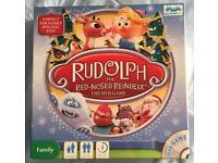 Rudolph DVD Game. IDEAL XMAS PRESENT!