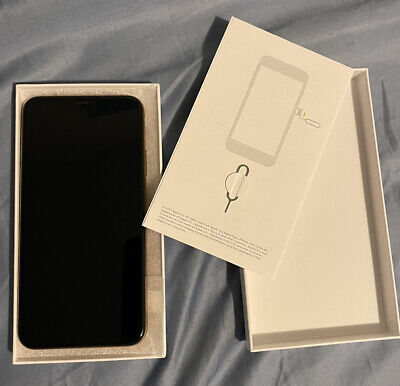 Apple iPhone 11 ProMax 256GB Gold Verizon Unlocked-Great Condition FREE Shippin