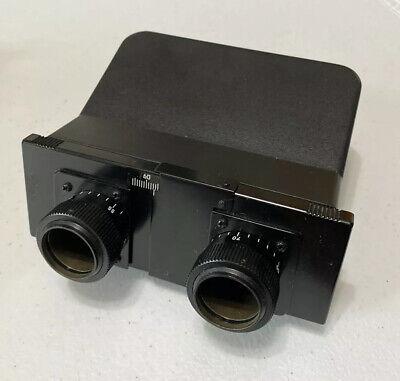 Leitz Wetzlar Binocular Microscope Head