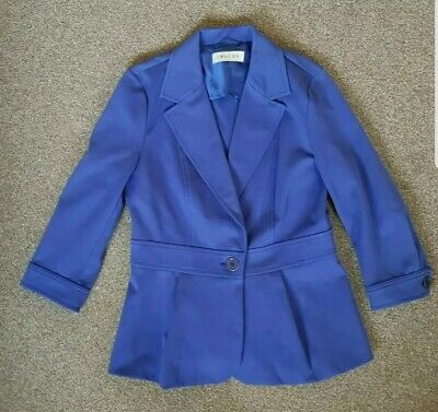 Gorgeous Womens Blazer Jacket From iBlues. Size UK 14/L. Very good Condition