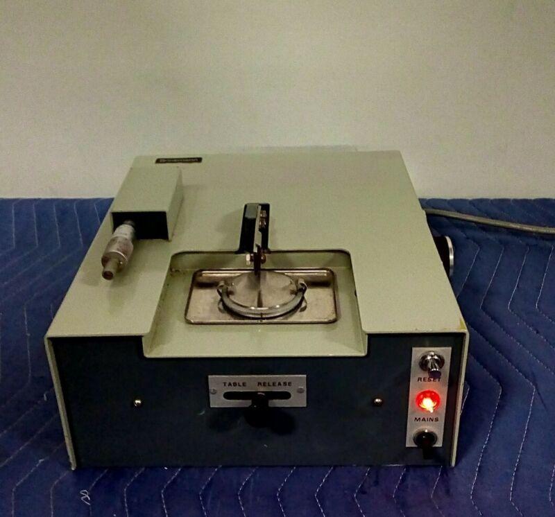 The Mickle Laboratory Engineering Brinkmann Tissue Chopper Processor