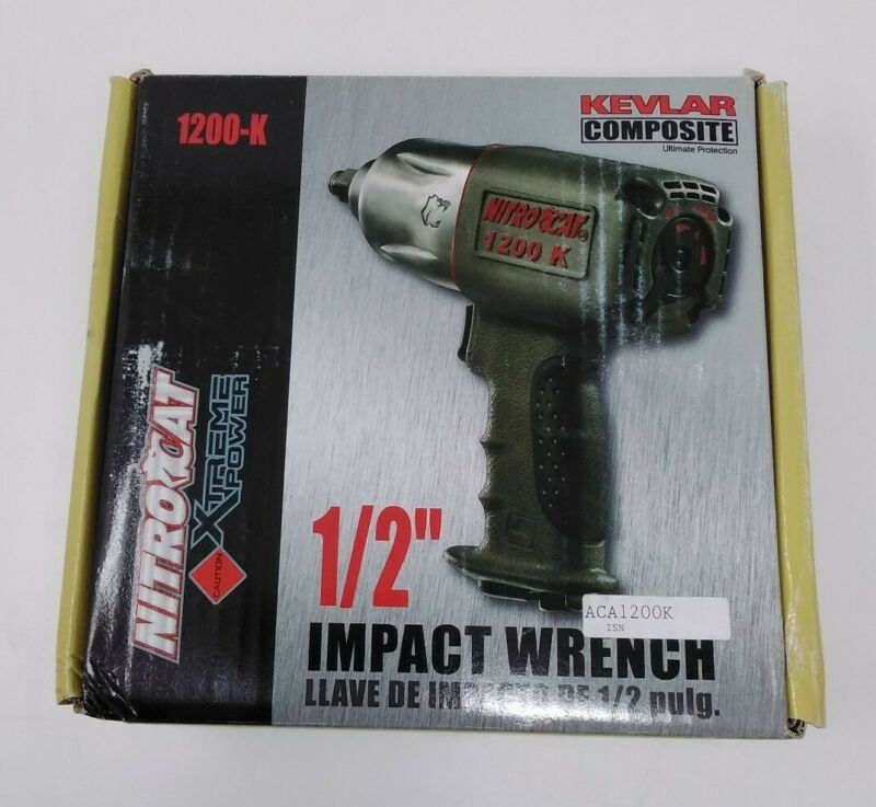 "NitroCat 1/2"" Impact Wrench 1200-K"