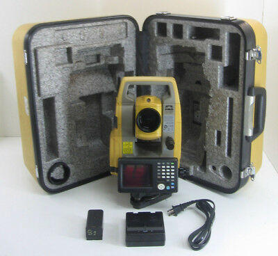 Topcon Os-105 Prismlessbluetooth Total Station For Surveying 1 Month Warranty