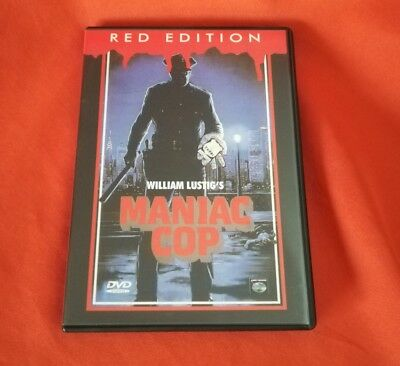 MANIAC COP Red Edition / DVD / FSK 18