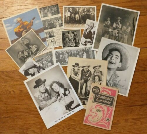 Mixed Lot of Vintage Grand Ol