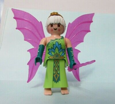 PLAYMOBIL  WOODLAND FAIRY WITH WAND