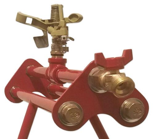 Rooftop Sprinkler Bushfire Protection Solutions - Embers-Guard