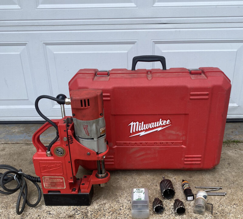 Milwaukee 4270-20 Electromagnetic Drill Press