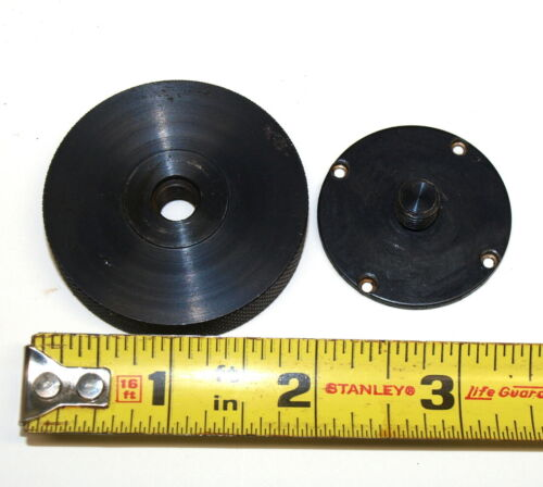 STARRETT № 676-1 MAGNETIC BACK for № 81 DIAL INDICATOR. INDICATING LATHE STOP