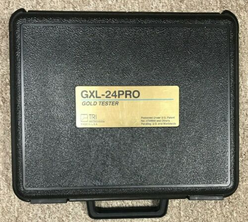 Tri-Electronics Gold and Platinum Tester GXL24 PRO
