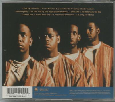 Best of Boyz II Men-20th Century Masters/Millennium Collection